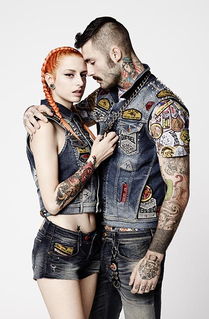 #DIESELTRIBUTE DENIM LB #1