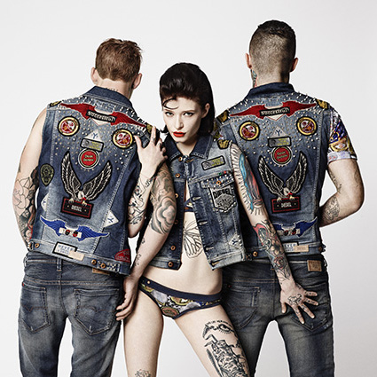 #DIESELTRIBUTE DENIM LB #4