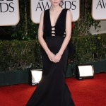 Rooney Mara arriving for the 69th Annual Golden Globe Awards