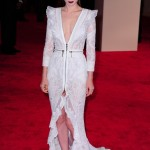 Rooney Mara (wearing Givenchy Haute Couture)