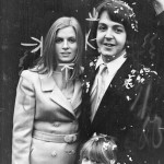 Paul McCartney weds Linda Eastman