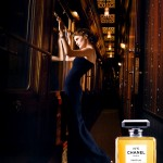 Audrey Tautou Chanel No. 5 by Chanel f