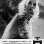 Chanel_1959 chanel no 5 perfume advert Suzy Parker vintage 50s model fashion