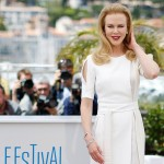 "Nicole Kidman poses during a photocall for the film ""Grace of Monaco"""