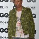 Фарелл Уильямс, Pharrell Williams, Человек года, GQ Men of the Year Awards