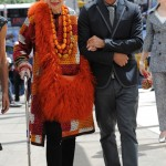 Айрис Апфель, Iris Apfel, couture council award for artistry of fashion