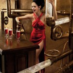 Eva Green, Campari, кампари, Ева Грин