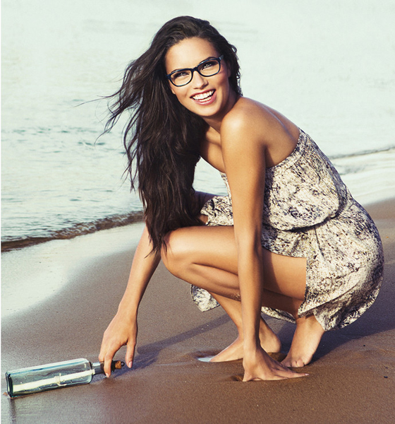 vogue eyewear, glasses, adriana lima, адриана лима, очки, оправы