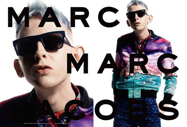 castmemarc, Marc by Marc Jacobs, Marc Jacobs, Маркс Джейкобс, рекламная кампания