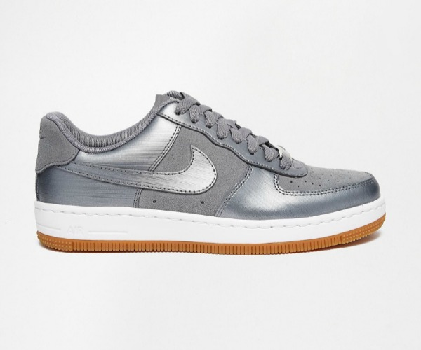 Серые кроссовки Nike Air Force 1 Airness, loveshopping.com.ua