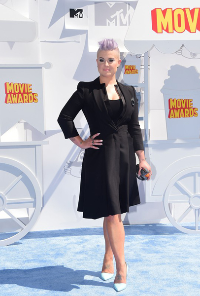 Kelly Osbourne, Келли Осборн, mtv movie awards, церемония, премия, победители, лос-анджелес, кино, роль, фильм