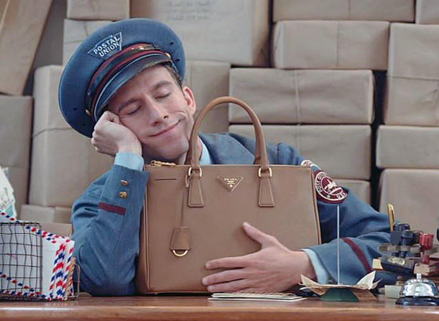 prada, the postman dreams, сны почтальона, сумка, почта