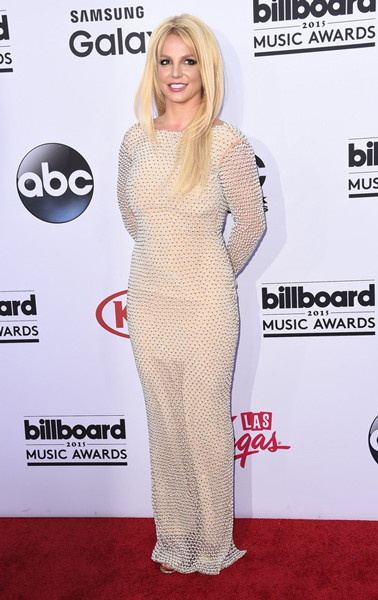 Britney Spears, Бритни Спирс, Billboard Music Awards, церемония, премия, музыка