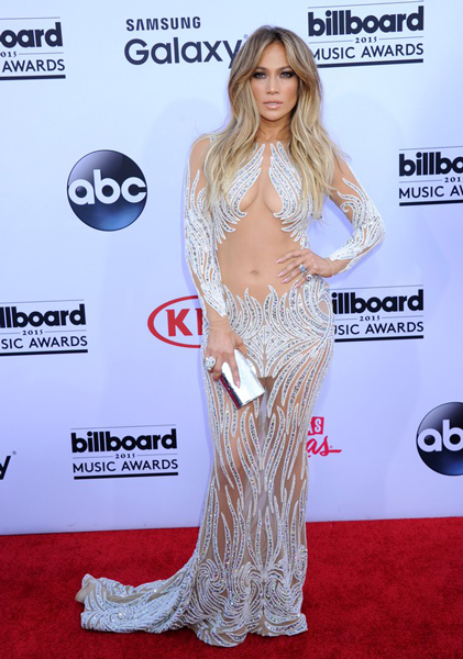Jennifer Lopez, Дженнифер Лопез, Billboard Music Awards, церемония, премия, музыка