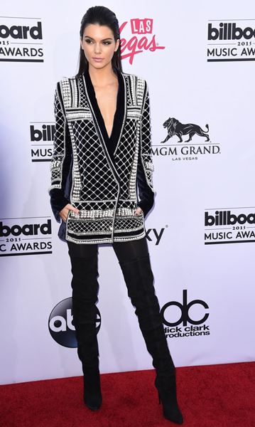 Kendall Jenner, Кендалл Дженнер, Billboard Music Awards, церемония, премия, музыка