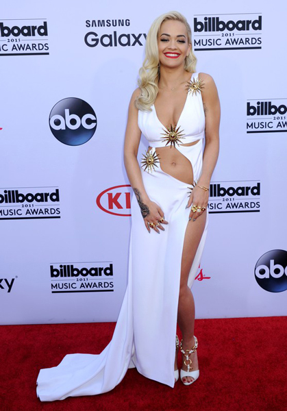 Rita Ora, Рита Ора, Billboard Music Awards, церемония, премия, музыка