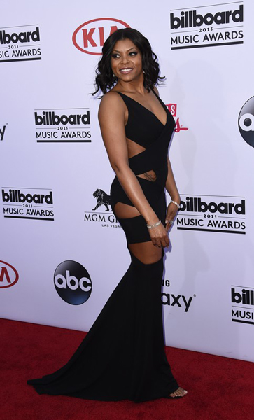 Taraji P.-Henson, тараджи п. хенсон,Billboard Music Awards, церемония, премия, музыка