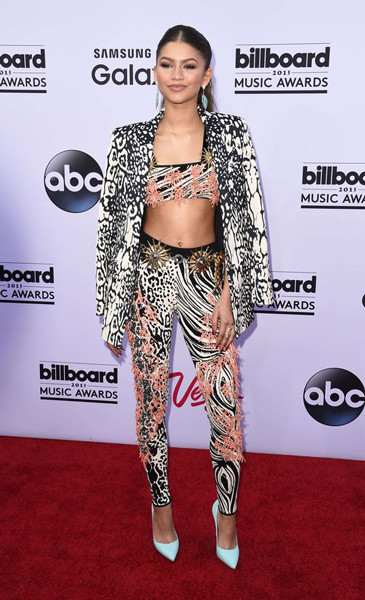 Zendaya, Зендая, Billboard Music Awards, церемония, премия, музыка