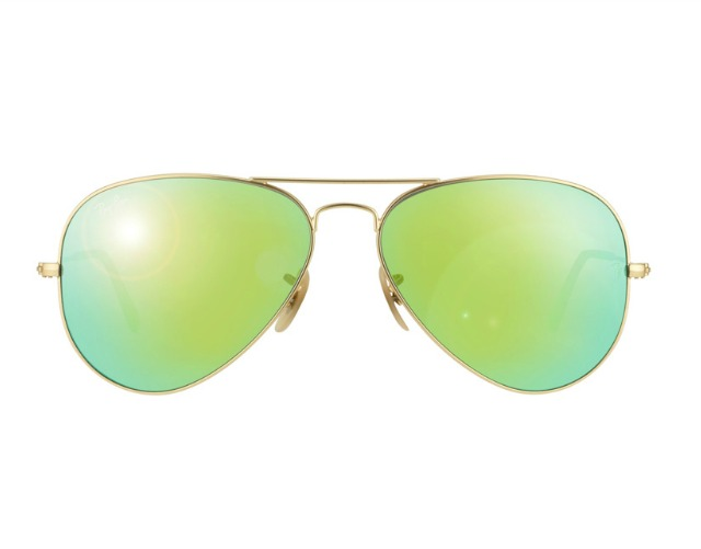 Очки Ray-Ban Aviator Flash Lenses