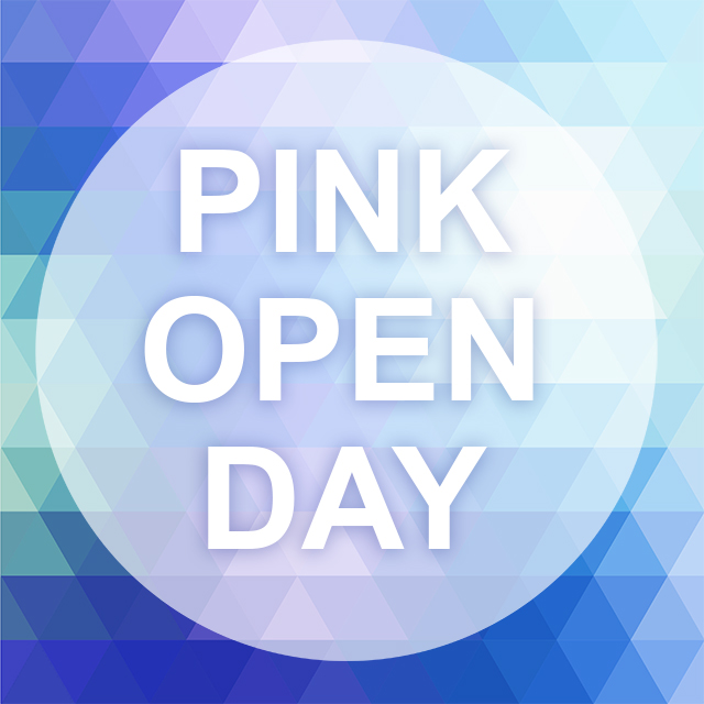 pink open day