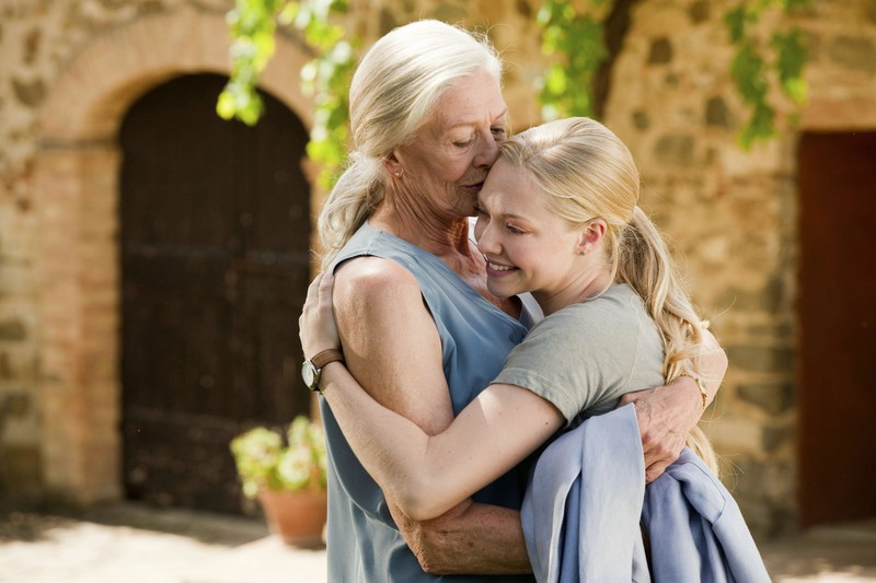 Amanda Michelle Seyfried, Letters to Juliet