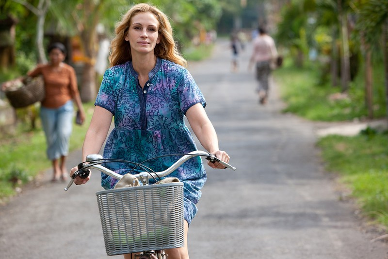 EAT PRAY LOVE, Julia Roberts, 2010. ph: Francois Duhamel/?Columbia Pictures/Courtesy Everett Collection