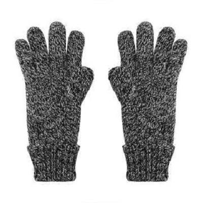 Knit Gloves with Lining