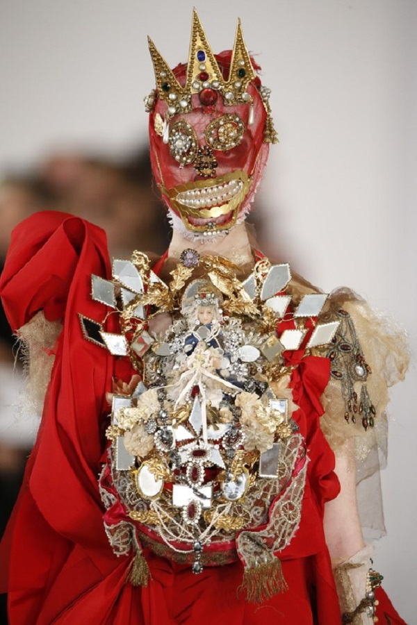 John Galliano for Maison Martin Margiela Spring Summer 2015