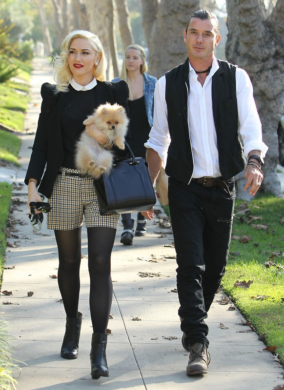 Mindy Mann with Gavin Rossdale and Gwen Stefani