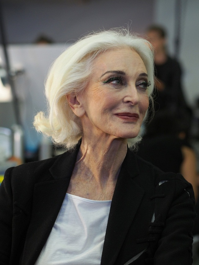 Carmen Dell'Orefice,